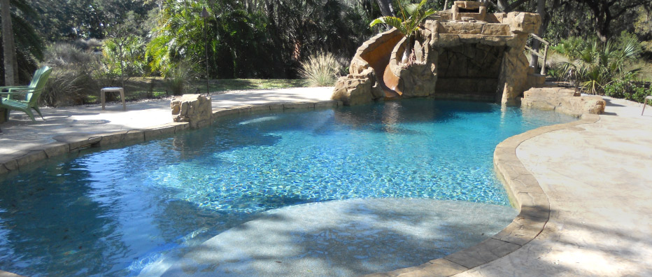 Jemstone Pool Example